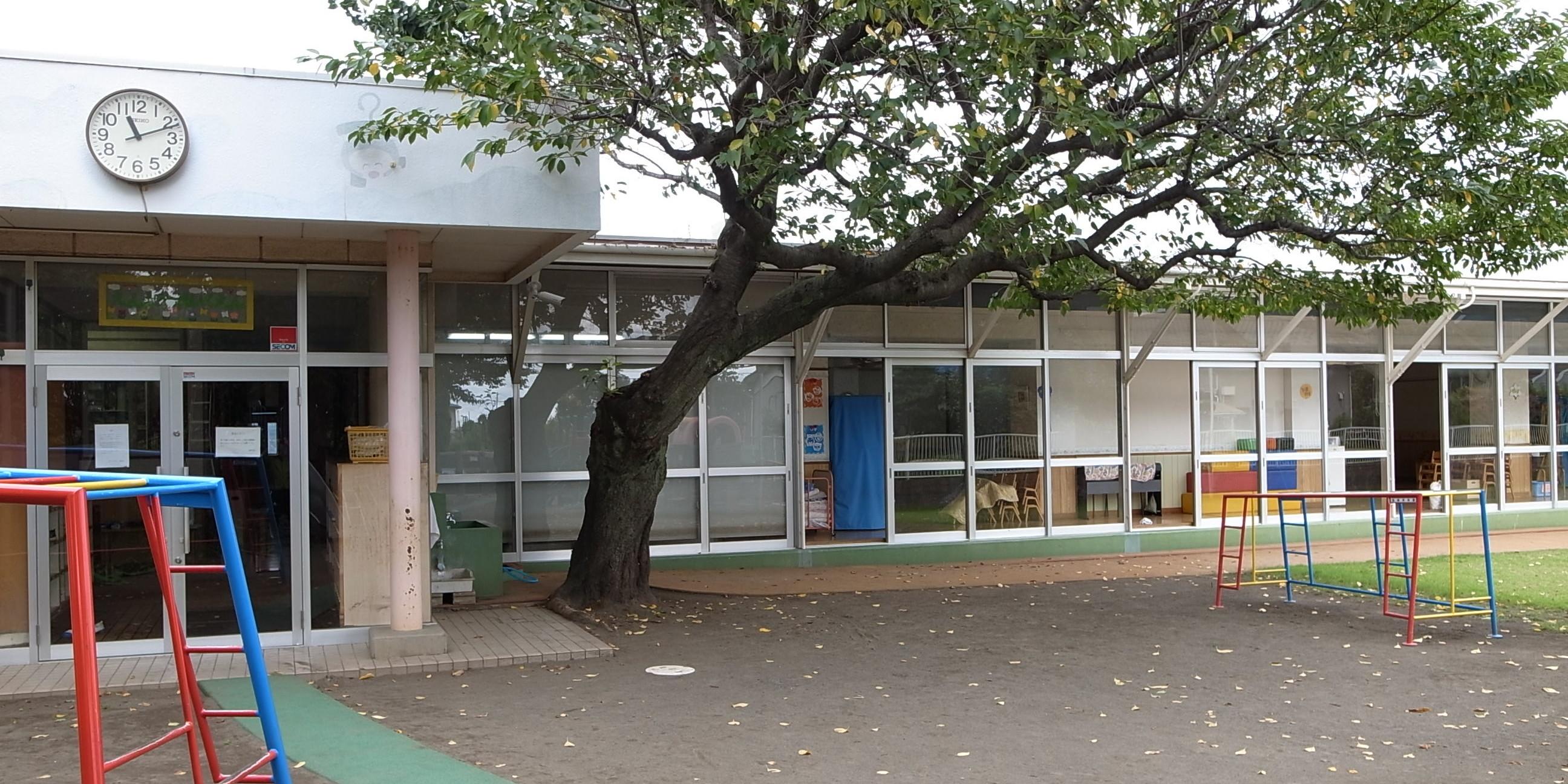 遠藤保育園 園舎